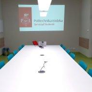 nowa siedziba Samorządu Studenckiego PŁ