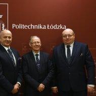 Politechnika Łódzka i firma Apator podpisały umowę partnerską