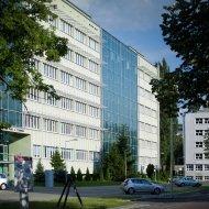 Budynek Wydziału Biotechnologii i Nauk o Żywności, foto. Jacek Szabela