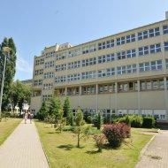 Budynek Wydziału Mechanicznego PŁ, fot. Jacek Szabela