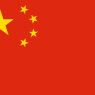 flaga Chiny