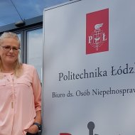 dr Joanna Sztobryn-Giercuszkiewicz z BON PŁ, fot. Jacek Szabela