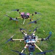 Droniada 2019 - drony z PŁ