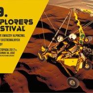 Plakat 19. Explores Festival.