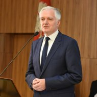 Inauguracja 73. roku akademickiego w obecności wicepremiera, ministra nauki i szkolnictwa wyższego J. Gowina