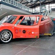 Zespół Lodz Solar Team zaprezentował EAGLE TWO
