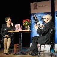 Spotkanie z prof. Janem Krysińskim w ramach CFK PŁ. foto. archiwum PŁ