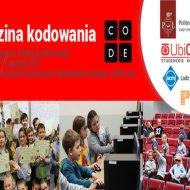 Hour of code na Politechnice Łódzkiej.