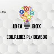 Idea Box na PŁ - logotyp