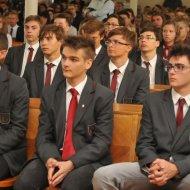 Inauguracja roku szkolnego w Zespole Szkół Politechniki Łódzkiej. foto: Jacek Szabela