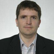 Dr inż. Łukasz Frącczak z PŁ, koordynator projektu.