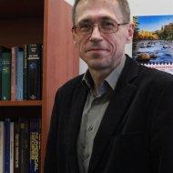 prof. Mariusz Wójcik z PŁ, fot. arch. prywatne
