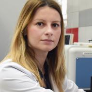 dr hab. inż. Anna Masek z Wydziału Chemicznego PŁ