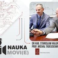 Nauka movi(e) - dr hab. S. Hałgas, prof. PŁ i prof. M. Tadeusiewicz