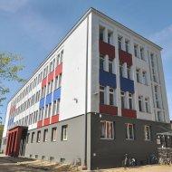 Budynek Pulicznego Liceum Ogólnokształcącego PŁ, fot. Jacek Szabela