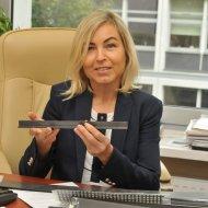Prof. Renata Kotynia z PŁ, fot. Jacek Szabela