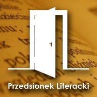 Logo Przedsionka Literackiego na PŁ