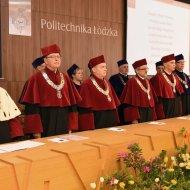 Uroczyste posiedzenie Senatu PŁ. fot. Jacek Szabela
