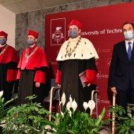 Uroczystość inauguracji w Centrum Kształcenia Międzynarodowego w PŁ, fot. Jacek Szabela