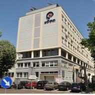 Budynek Wydziału EEIA. Foto. Jacek Szabela