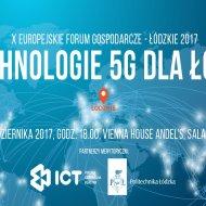 X Europejskie Forum Gospodarcze w Łodzi.