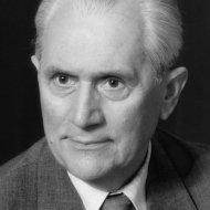 Profesor Zdzisław Haś (1922-2017). Foto. Archiwum PŁ.