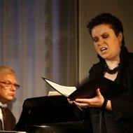 Olga Maroszek - alt, Rafał Gzella - fortepian, Dominika Ciurzyńska - recytacje