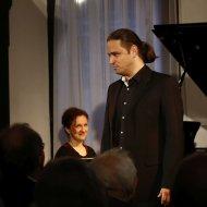Sebastian Marszałowicz - bas, Julia Laskowska - fortepian