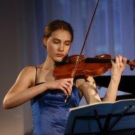 Kaya Kotarska - skrzypce