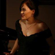 Aleksandra Borkiewicz - sopran, Julia Laskowska - fortepian
