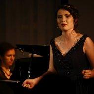 Małgorzata Pietrzykowska - mezzosopran, Julia Laskowska - fortepian