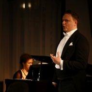 Dariusz Kwiatkowski – tenor, Julia Laskowska - fortepian