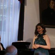 Małgorzata Miszkiewicz - sopran, Andrzej Zawadzki - fortepian