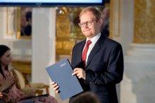 dr Paweł Latosiński, PŁ, laureat stypendium START