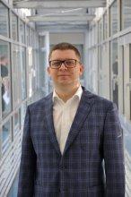 Dr inż. Tomasz Marszałek z PŁ