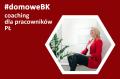 Grafika promująca coaching dla pracowników PŁ