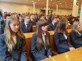 Uczniowie PLO PŁ podczas inauguracji roku szkolnego 2019-2020 fot. Jacek Szabela