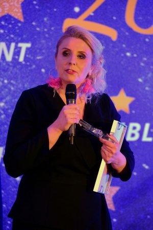 Dr inż. Dorota Piotrowska, dyrektor Centrum Współpracy Międzynarodowej, fot. Jacek Szabela