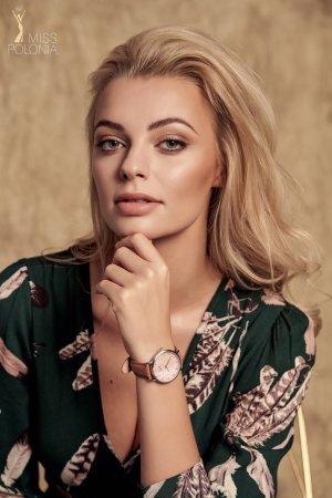 Karolina Bielawska, studentka PŁ, Miss Polonia 2019