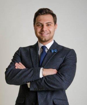 Laureat konkursu Seeds for the future Tomasz Mielczarek z PŁ