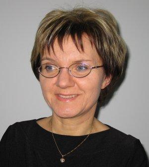 Prof. Dorota Światła - Wójcik z Wydziału Chemicznego PŁ