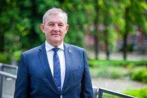 Prof. Krzysztof Jóźwik, kandydat na rektora PŁ w kadencji 2020-2024