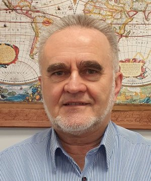 prof. Ryszard Pawlak z PŁ