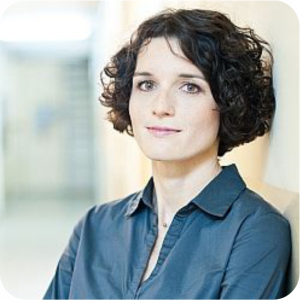 Profesor Katarzyna Pernal z Instytutu Fizyki PŁ, fot. arch. prywatne