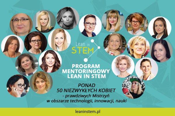 50 kobiet na Lean in STEM.