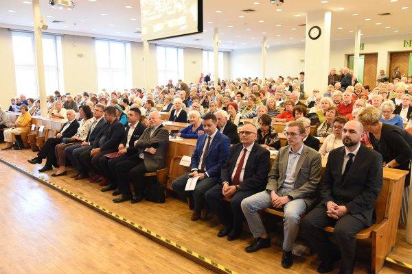 Inauguracja UTW PŁ fot. Jacek Szabela