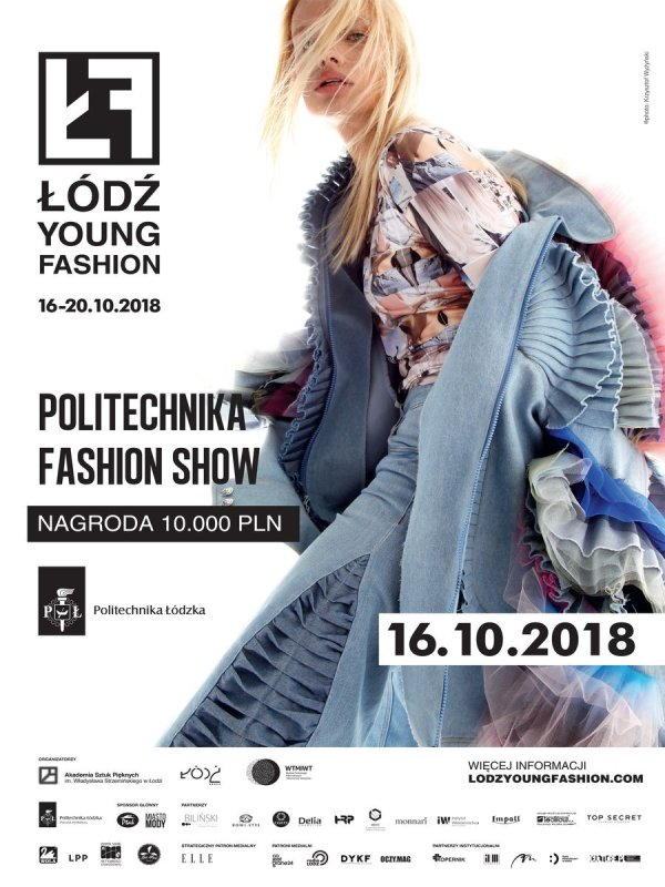 Politechnika Fashion Show - Plakat