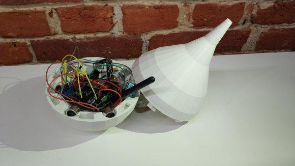 Lokalizator  nurków - urządzenie opracowane przez studentów PŁ.