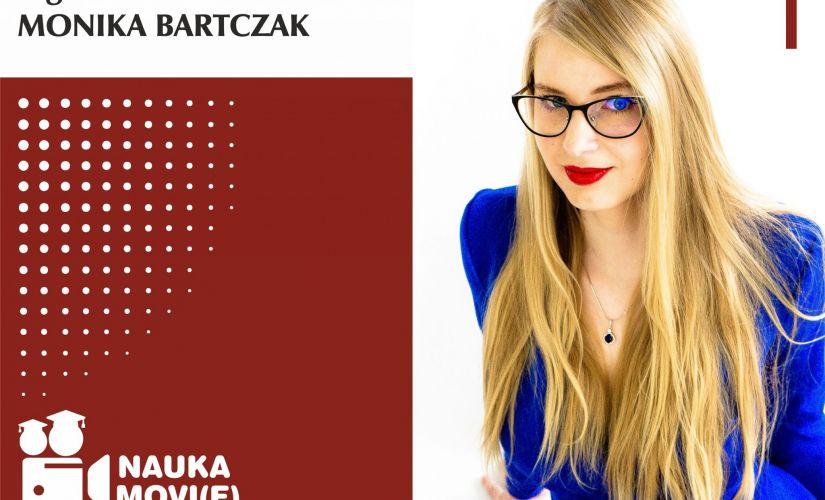 Monika Bartczak doktorantka na PŁ, fot. arch. prywatne