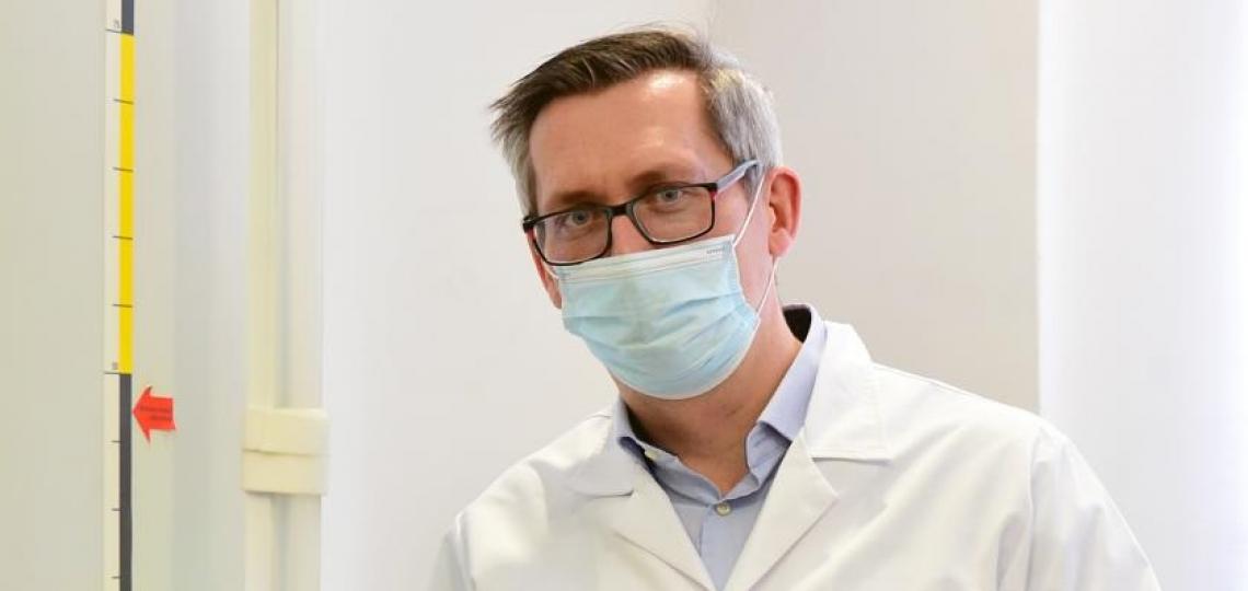 prof. Łukasz Albrecht